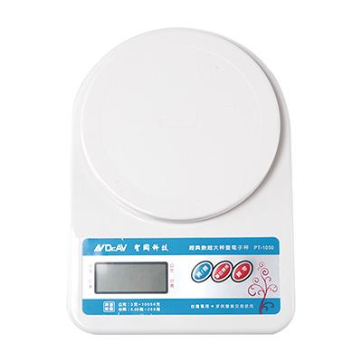 超大秤量電子秤10.05KG  PT-1050
