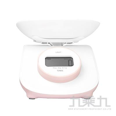 KINYO DS-009環保免電池料理秤