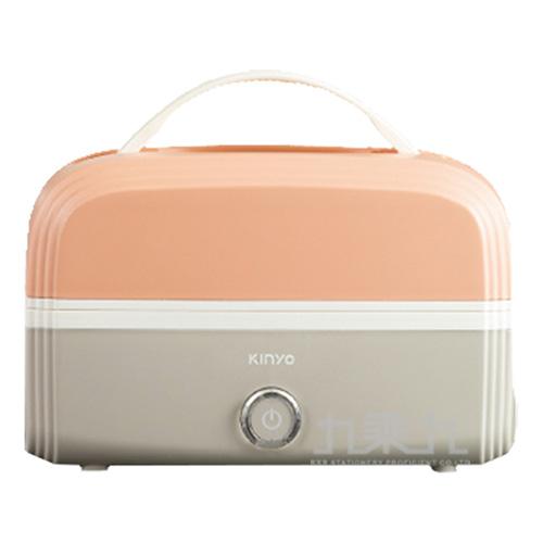 KINYO多功能電子便當盒 橘ELB-5030O