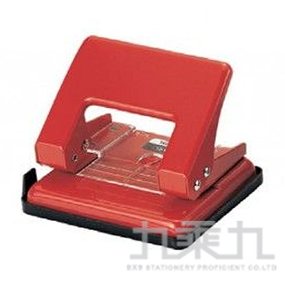CARL打孔機(紅色)100XL03200-4904
