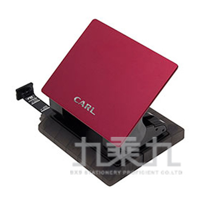 CARL紅色鋁製打孔機 MRP-30-R