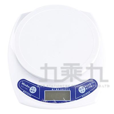 廚房電子秤(7KG以下) WD-5403