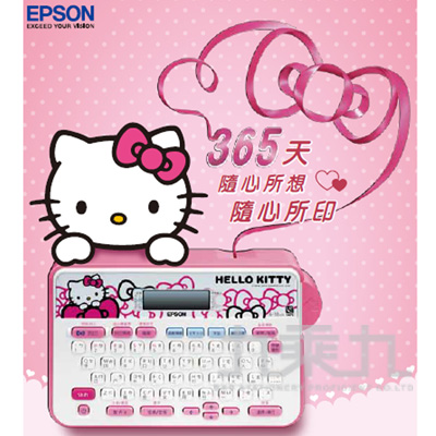 EPSON LW-200KT HELLO KITTY標籤機LW-200KT