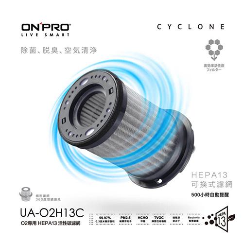 ONPRO HEPA13專用活性碳濾網UA-O2