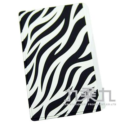 92#黑白對比套卡片型3.5倍放大鏡/水流紋 CL-380-02