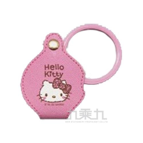 Hello Kitty 皮質收納放大鏡  195336