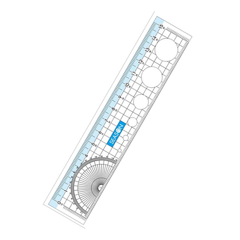 四合一功能尺15公分-01 SA0228-01