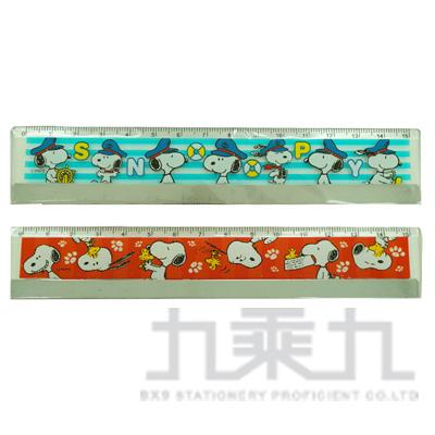Snoopy鐵邊尺 SN-R03/04