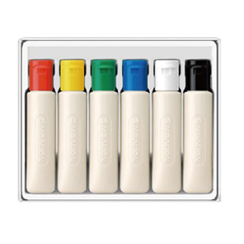 壓克力顏料6色 NAG-6 3203176A