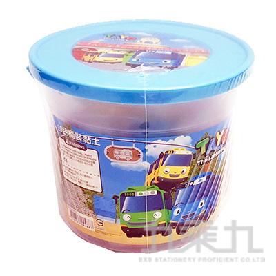 TAYO小巴士10色黏土藍版 TO04511