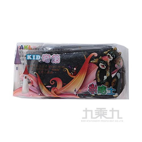 奇弟抗菌樹脂土100g-黑色  KID-100BK
