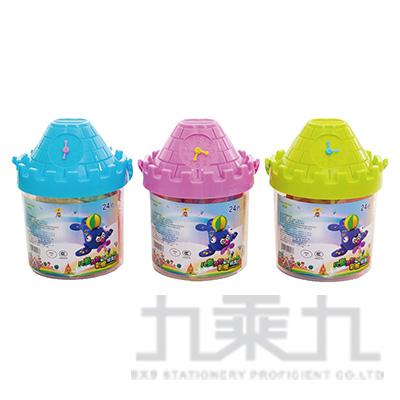 兒童益智彩泥24色-城堡 G0175