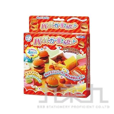 樂寶黏土4色組-漢堡店組合 GIN16007