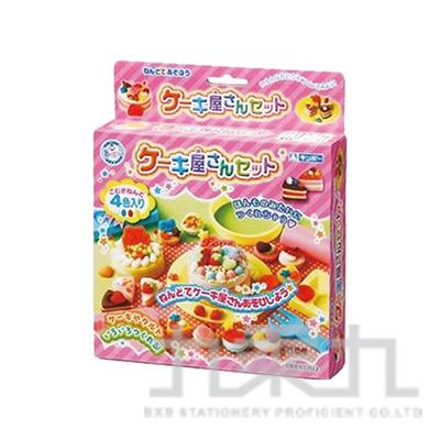樂寶黏土4色組-蛋糕店組合 GIN16008