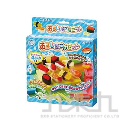 樂寶黏土4色組-壽司店組合 GIN16009