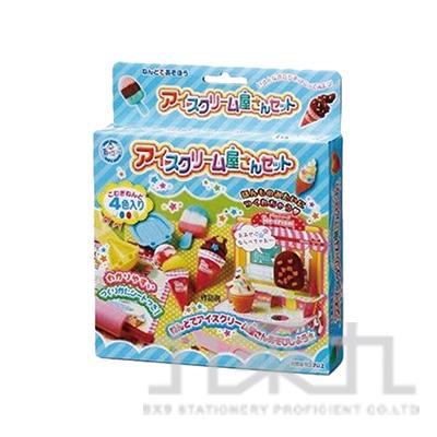 樂寶黏土4色組-冰淇淋店組合 GIN16048