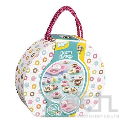 輕黏土工廠-甜甜圈提盒 TME02601
