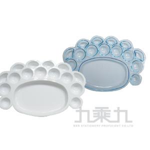 螃蟹調色盤(白) SW11