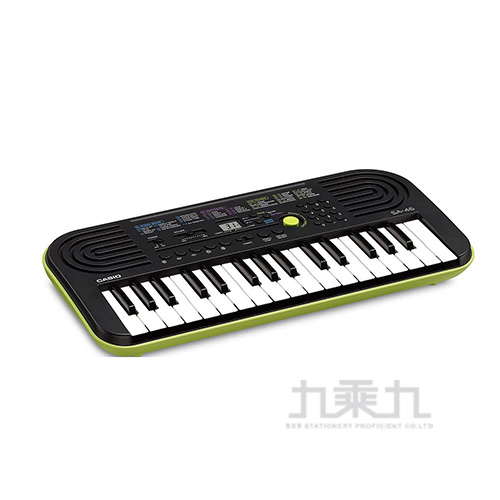 CASIO兒童電子琴SA-46 (不含變壓器)