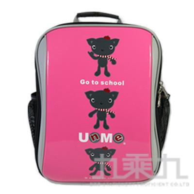 UNME後背書包-鏡粉紅 3037N