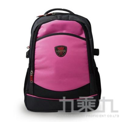 UNME教學後背書包-粉紅 3085