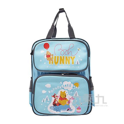 迪士尼多用途後背書包-小熊維尼