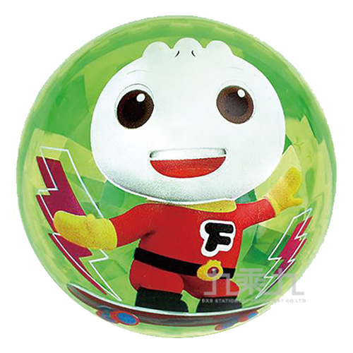 FOOD超人閃亮球(綠)