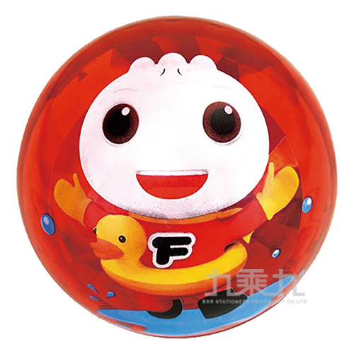 FOOD超人閃亮球(紅)