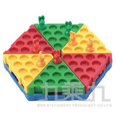 專利收納式新奇跳棋 AB00022