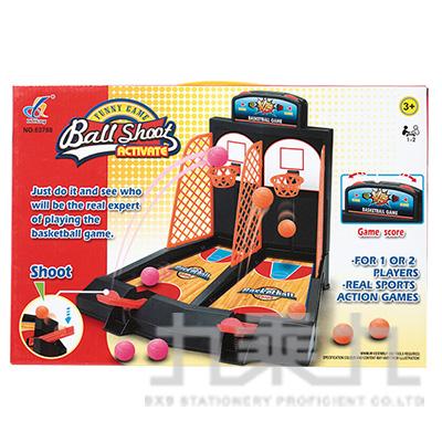 雙邊籃球桌遊 WG8017