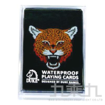 黑色美洲豹撲克牌