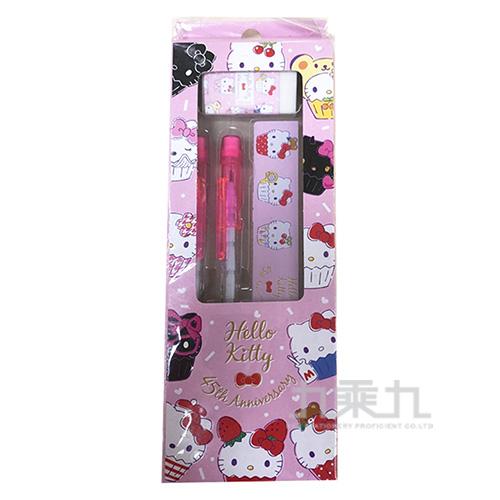 K/T KITTY輕便文具組(蛋糕版) 021309