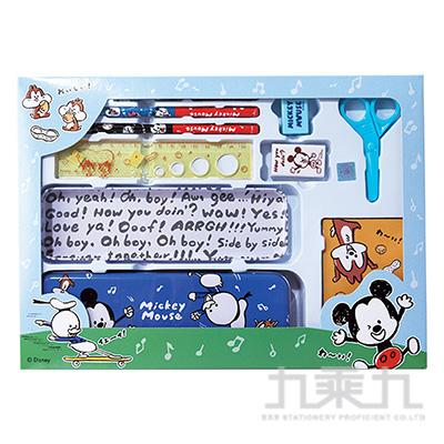 迪士尼盒裝文具組(大)