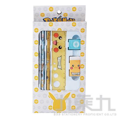 精靈寶可夢鉛筆文具組(3) PKWT75-3