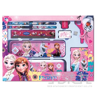 94#冰雪奇緣盒裝文具組(大)(5) FRWT200-5