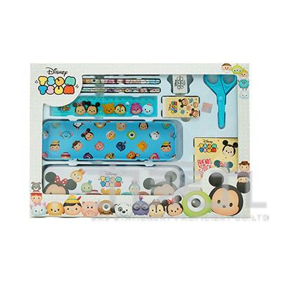 迪士尼(Tsum Tsum)盒裝文具組(大) TTWT230-1