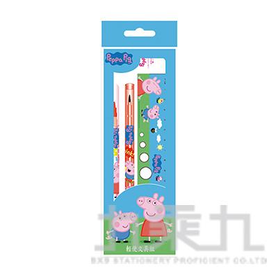粉紅豬小妹輕便文具組(4) PGWT60-4