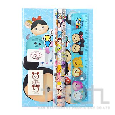 迪士尼(Tsum Tsum)袋裝筆記文具組(2)