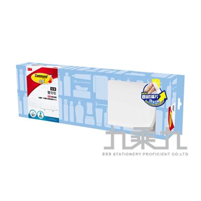 3M浴室防水置物板 17628D