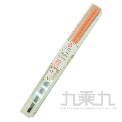 日本傳統天然竹筷/柿色 Prime-n:PN-2170-14