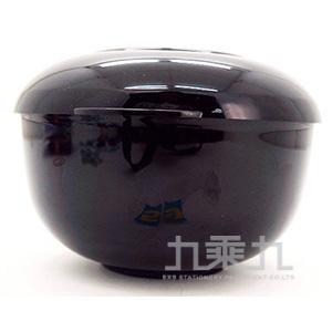 環保碗盤(特大)黑色 6841