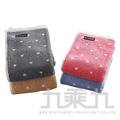 摩力諾美國棉抗菌防臭圓點方巾 MO656 (款式隨機)