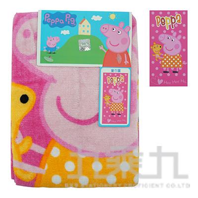 粉紅豬小妹童巾 DB001