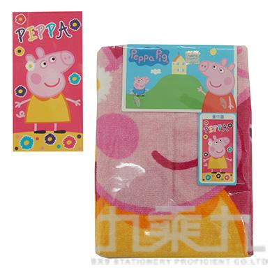 粉紅豬小妹童巾 DB003