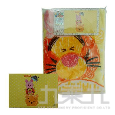 TSUM TSUM童巾-維尼 B004