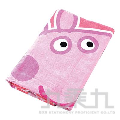 粉紅小豬大浴巾 DC001