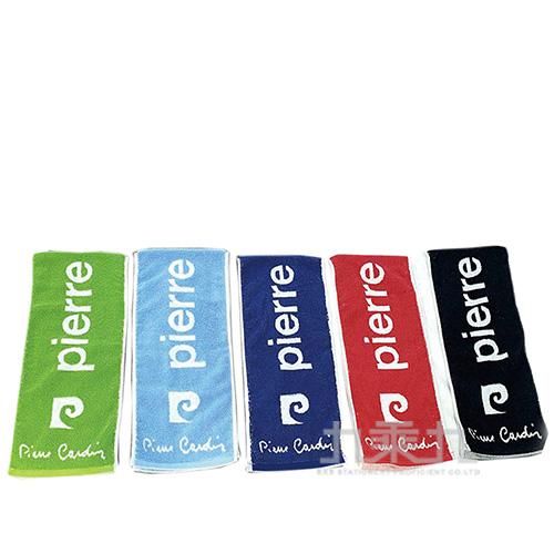 皮爾卡登加長運動巾 22*110cm  (款式隨機出貨)