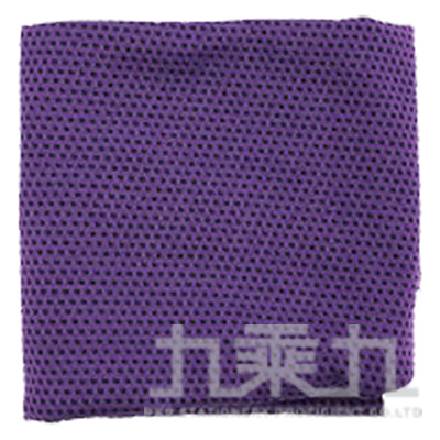 GT-606 涼感冰巾-深紫