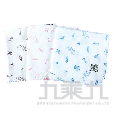比得兔紗布手帕巾 HK601 (款式隨機)