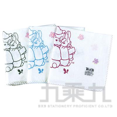 比得兔紗布手帕巾 HK602 (款式隨機)